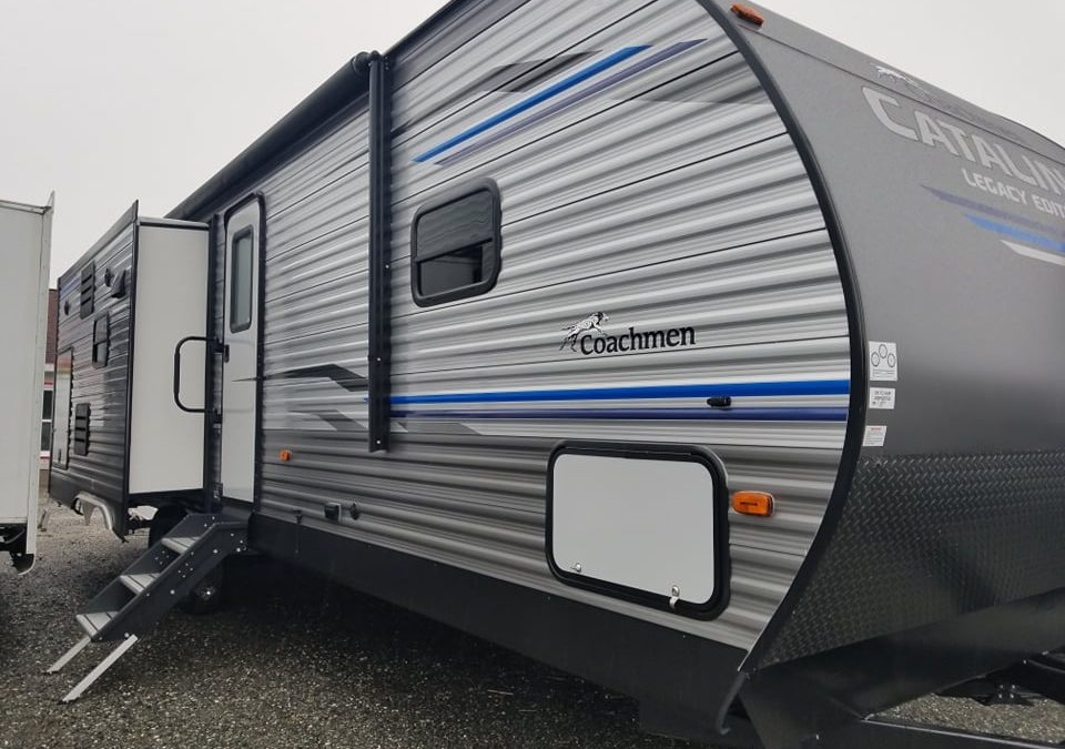 2019 CATALINA 293RLDS BY COACHMEN