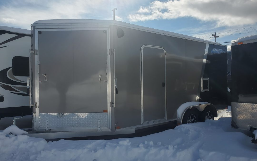2020 ECO SNOW 7.5X16 DRIVE IN / OUT