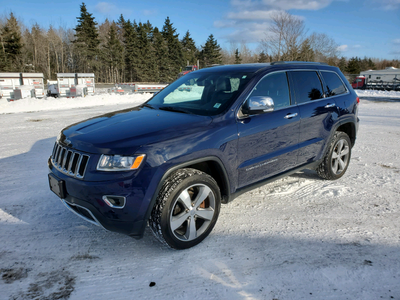 2015 GRAND JEEP CHEROKEE LIMITED 4X4
